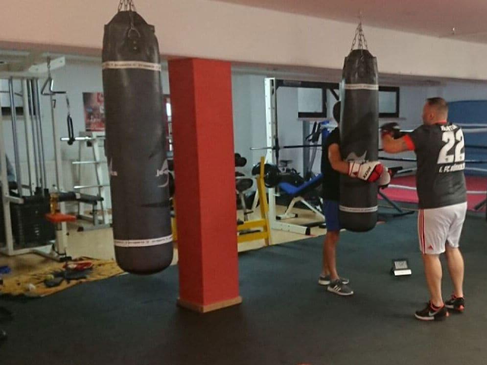 fight one schwabach personaltrainer